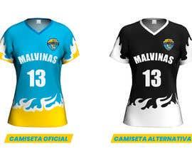 #18 untuk Diseñar Camisetas para club deportivo oleh JesusRomaan