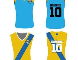 #4 untuk Diseñar Camisetas para club deportivo oleh MarceloPitu