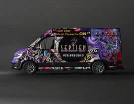 #82 cho Van wrap design  for an entertainment company bởi Bukhari690
