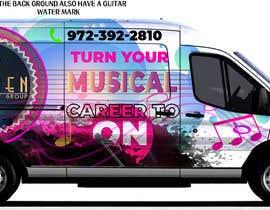 #9 cho Van wrap design  for an entertainment company bởi safwanNoor
