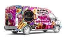 Bài tham dự #84 về Graphic Design cho cuộc thi Van wrap design  for an entertainment company