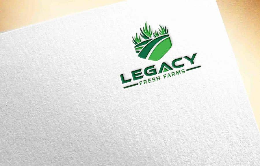 Contest Entry #                                        241                                      for                                         Legacy Fresh Farms
