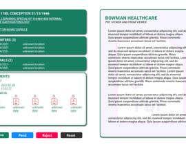 Nro 25 kilpailuun UI/UX Better Layout for this Full Screen Form käyttäjältä Bukhari690