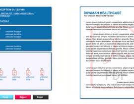 Nro 27 kilpailuun UI/UX Better Layout for this Full Screen Form käyttäjältä Bukhari690