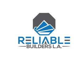 #833 for Reliable Builders L.A. Logo by saimonchowdhury2
