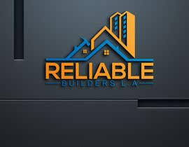 #899 for Reliable Builders L.A. Logo by aklimaakter01304