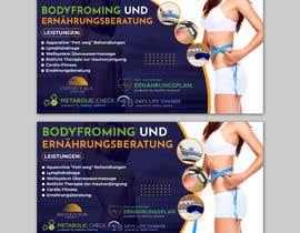 alakram420 tarafından Eröffnung Bodyforming- und Ernehrungsberatungsstudio için no 91