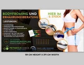 alakram420 tarafından Eröffnung Bodyforming- und Ernehrungsberatungsstudio için no 216