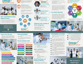 Nro 75 kilpailuun Brochure design for palliative care center käyttäjältä deskmanminhaj