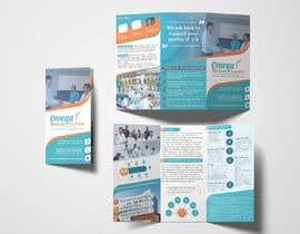Nro 44 kilpailuun Brochure design for palliative care center käyttäjältä adnanabdaoui