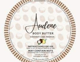 #20 for Cosmetic label Body Butter af FakhrahGulzar
