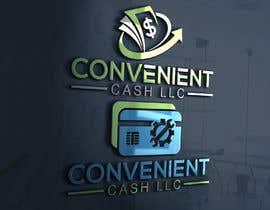 ra3311288 tarafından Make me a logo for our ATM machine business Convenient CASH ATMS LLC için no 128