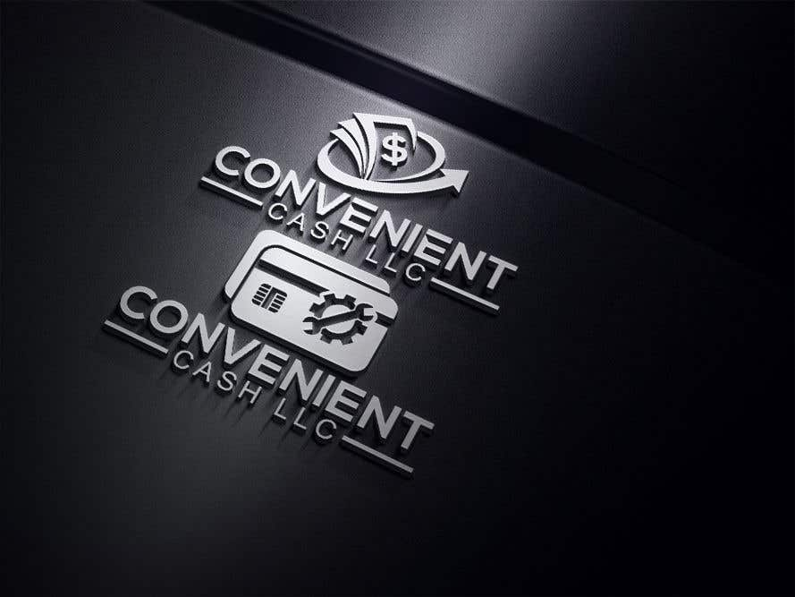 Konkurrenceindlæg #                                        129                                      for                                         Make me a logo for our ATM machine business Convenient CASH ATMS LLC