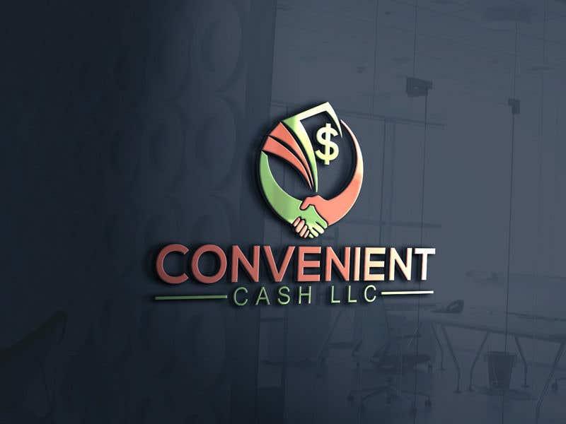 Kilpailutyö #                                        110                                      kilpailussa                                         Make me a logo for our ATM machine business Convenient CASH ATMS LLC