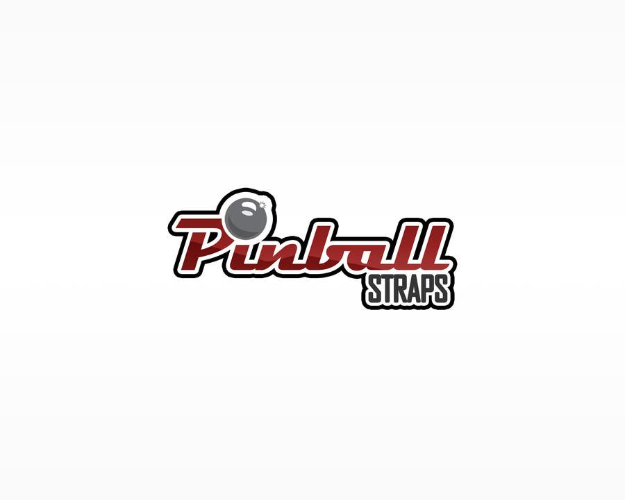 Contest Entry #                                        12                                      for                                         Design a Logo for Pinball Straps