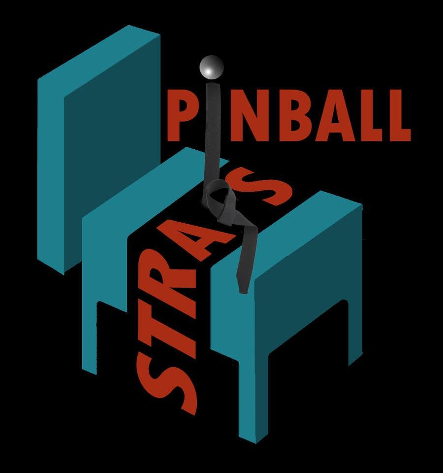 Contest Entry #                                        26                                      for                                         Design a Logo for Pinball Straps