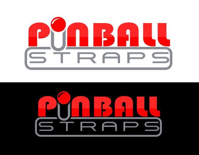 Contest Entry #                                        22                                      for                                         Design a Logo for Pinball Straps