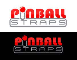 #22 for Design a Logo for Pinball Straps by wilfridosuero