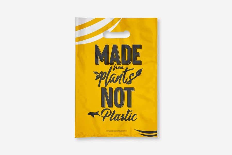 Penyertaan Peraduan #                                        40                                      untuk                                         Creative text / logo to go on eco-packaging