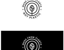 nº 168 pour Creative text / logo to go on eco-packaging par eling88