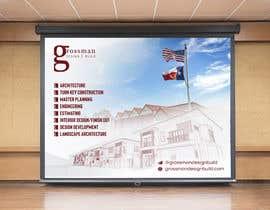 #414 for Graphic Design for Conference Backdrop af aabash7277