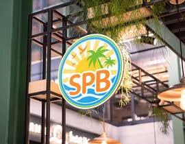 nº 430 pour Logo for City - St. Pete Beach, FL (SPB) par EagleDesiznss