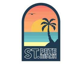 nº 393 pour Logo for City - St. Pete Beach, FL (SPB) par Tofael2020