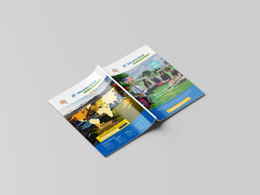 Bài tham dự cuộc thi #                                        14                                      cho                                         Create an Updated Design for our High School Catalog for China
