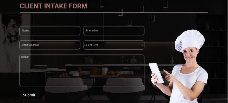 Penyertaan Peraduan #                                        1                                      untuk                                         Building Business Client Form Intake Form On Honeybook.