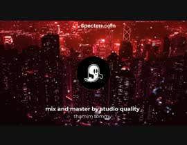 nº 10 pour Mix & Master Music par sharmisuban14