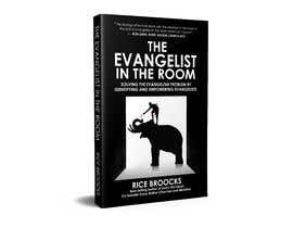 alamin24hrs tarafından The Evangelist in the Room book cover için no 120