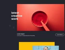 #3 cho Design Homepage HTML bởi Mahediii