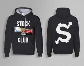 #8 untuk Design A Hoodie For Stock Club oleh msmira202