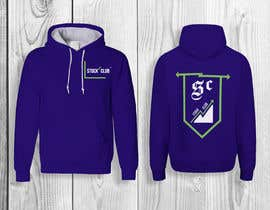 #52 for Design A Hoodie For Stock Club #3 by Asmany