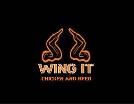 nº 171 pour Design a logo for a chicken and beer takeaway chain store par atmsiddiqurrahm4
