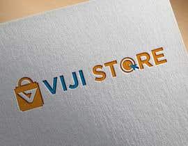 "#108 untuk Need a logo for our new brand ""Viji Store"" - 31/07/2021 03:02 EDT oleh rokeyastudio"