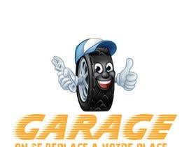 #522 untuk Create a logo with Mascot oleh ashkayi99
