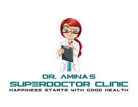 #40 untuk Character Logo for SuperDoctor Clinic oleh ronypb1984