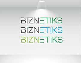 #373 untuk Biznetiks is the name of my logo oleh rashedul070