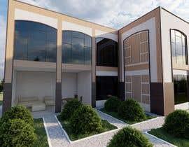 mohamadbesher tarafından Home front facade mockup - Indian or Eastern style but flexible için no 9
