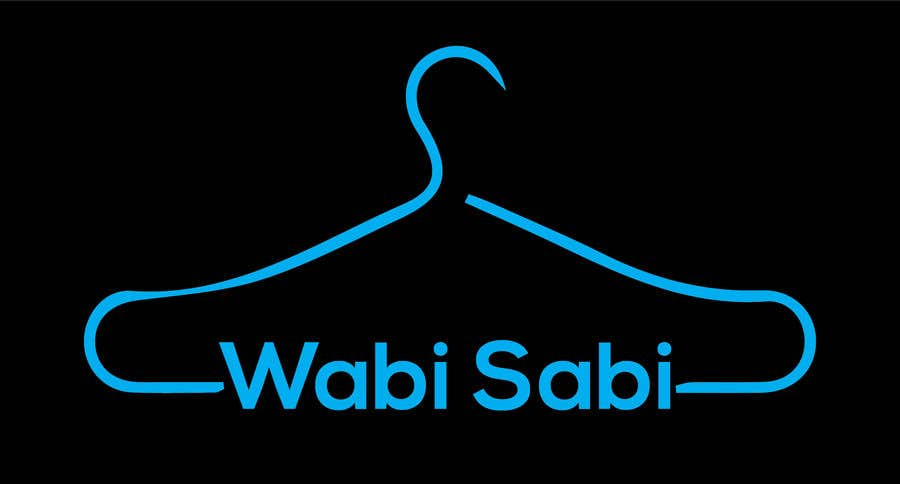 Bài tham dự cuộc thi #                                        13                                      cho                                         Logo for Wabi Sabi Clothing