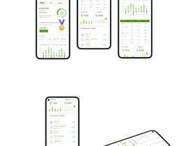 Nro 52 kilpailuun UI & UX Custom Design for App (Business Manager ERP System) käyttäjältä utkhan9