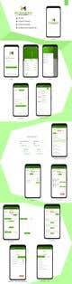 Kilpailutyön #                                                51                                              pienoiskuva kilpailussa                                                 UI & UX Custom Design for App (Business Manager ERP System)