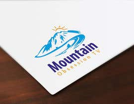 #11 for Design a Logo for Mountain Obsession TV af shawky911