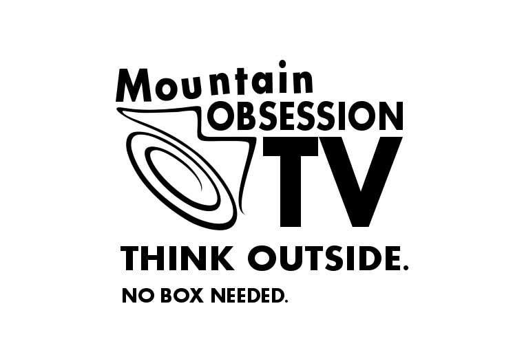 Konkurrenceindlæg #2 for Design a Logo for Mountain Obsession TV