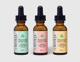 #190 cho Create a series of new labels for our CBD Oils. bởi akkasali43a