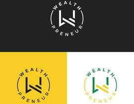 Nro 344 kilpailuun Wealthpreneur Logo and Branding käyttäjältä Rafiule