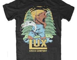 Nro 455 kilpailuun T-shirt Designs - Southern Outdoor Lifestyle Brand käyttäjältä Emranhossain388