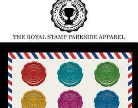 Nro 34 kilpailuun Royal stamp käyttäjältä ansercreation