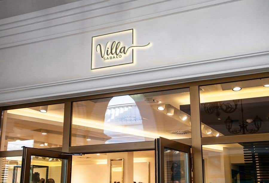 """Proposition n°                                        607                                      du concours                                         Build New Logo for """"Villa Sabalo"""""""